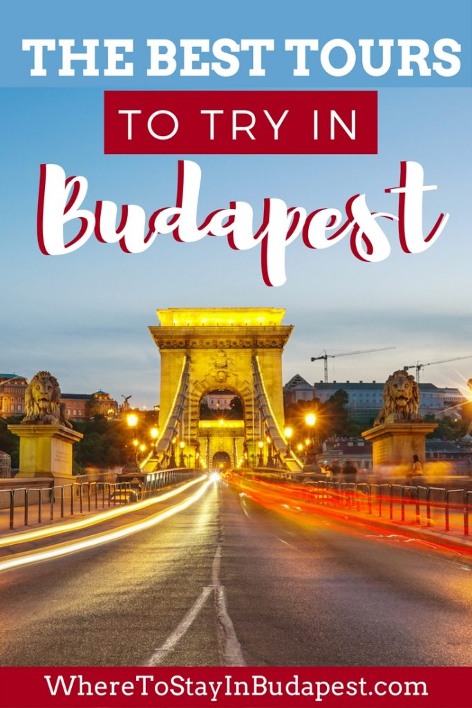Best Tours in Budapest Pinterest Pin