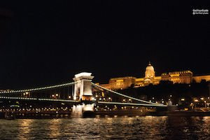 Danube Night Cruise with Buffet