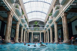 Gellert Spa Day Pass