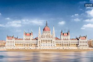 Budapest Parliament Building Tour
