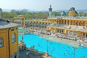 Szechenyi Spa Pass with VIP Massage