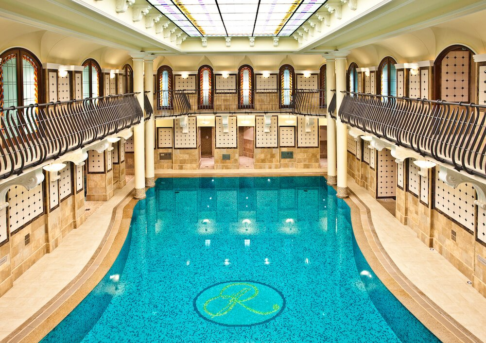 The Royal Spa Corinthia Hotel Budapest