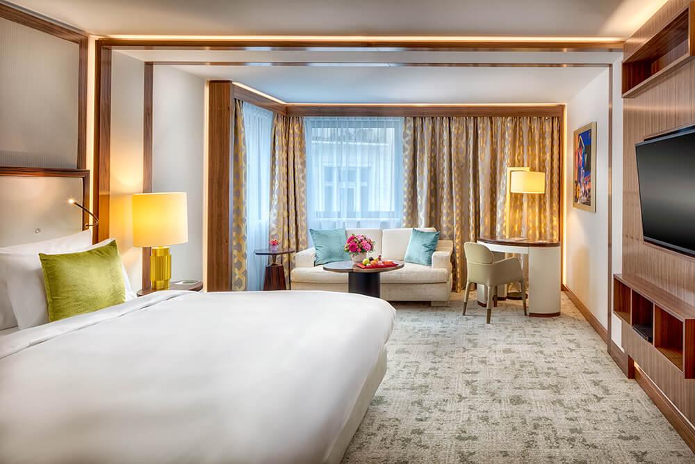 Kempinski Budapest Premium Grand Deluxe Room 555