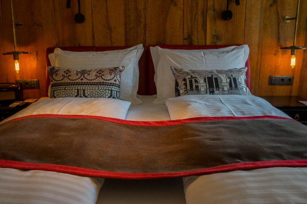 Pest Buda Hotel Beds