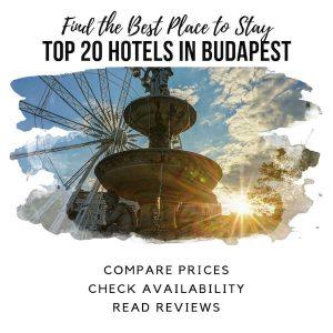 Best Hotels Budapest Sidebar Image
