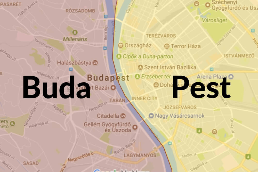 Budapest Neighborhoods An Overview