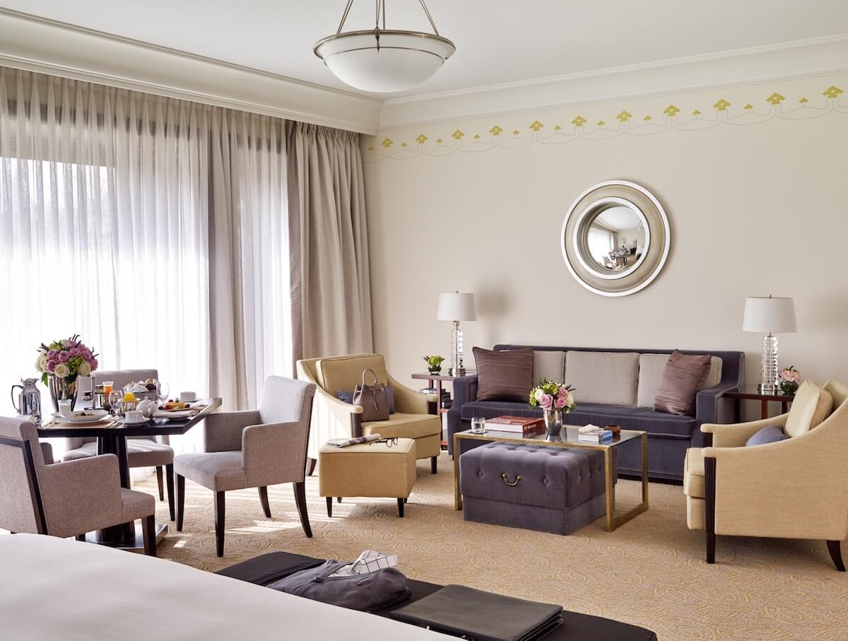 Four Seasons Gresham Palace Budapest Park Suite